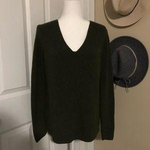 J. Crew Mercantile Knit Sweater